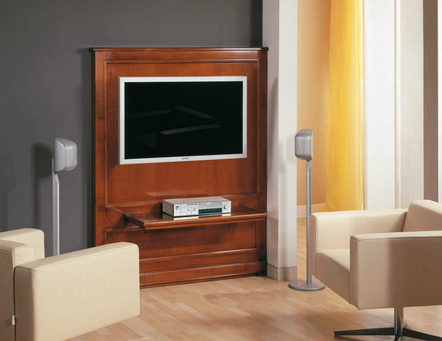 Mobile porta TV classico / in legno - ART.310 - Arte Antiqua di ...