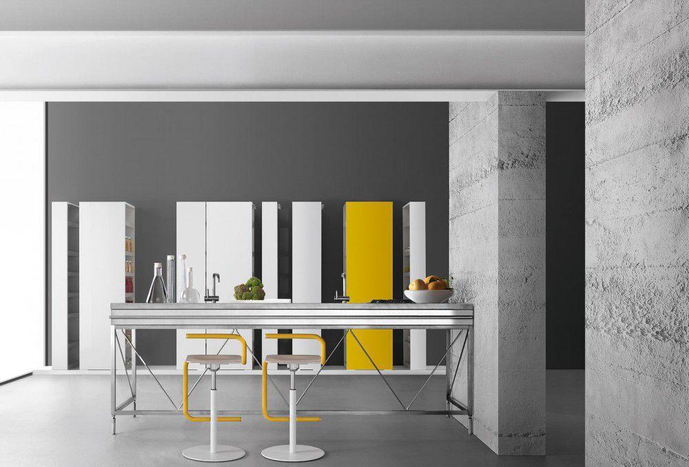 Ufficio Mobile Legno : Libreria mobile moderna per ufficio in legno laccato bar