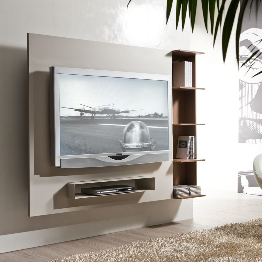 Mobile porta TV moderno / in legno - GHOST - Pacini & Cappellini