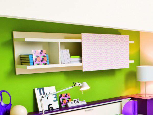 Scaffale Libri Per Bambini : Mensole e librerie frontali per la cameretta mercatino dei