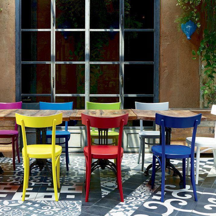 Sedie In Legno Colorate : Sedia moderna in polipropilene contract brera by we & co. colico