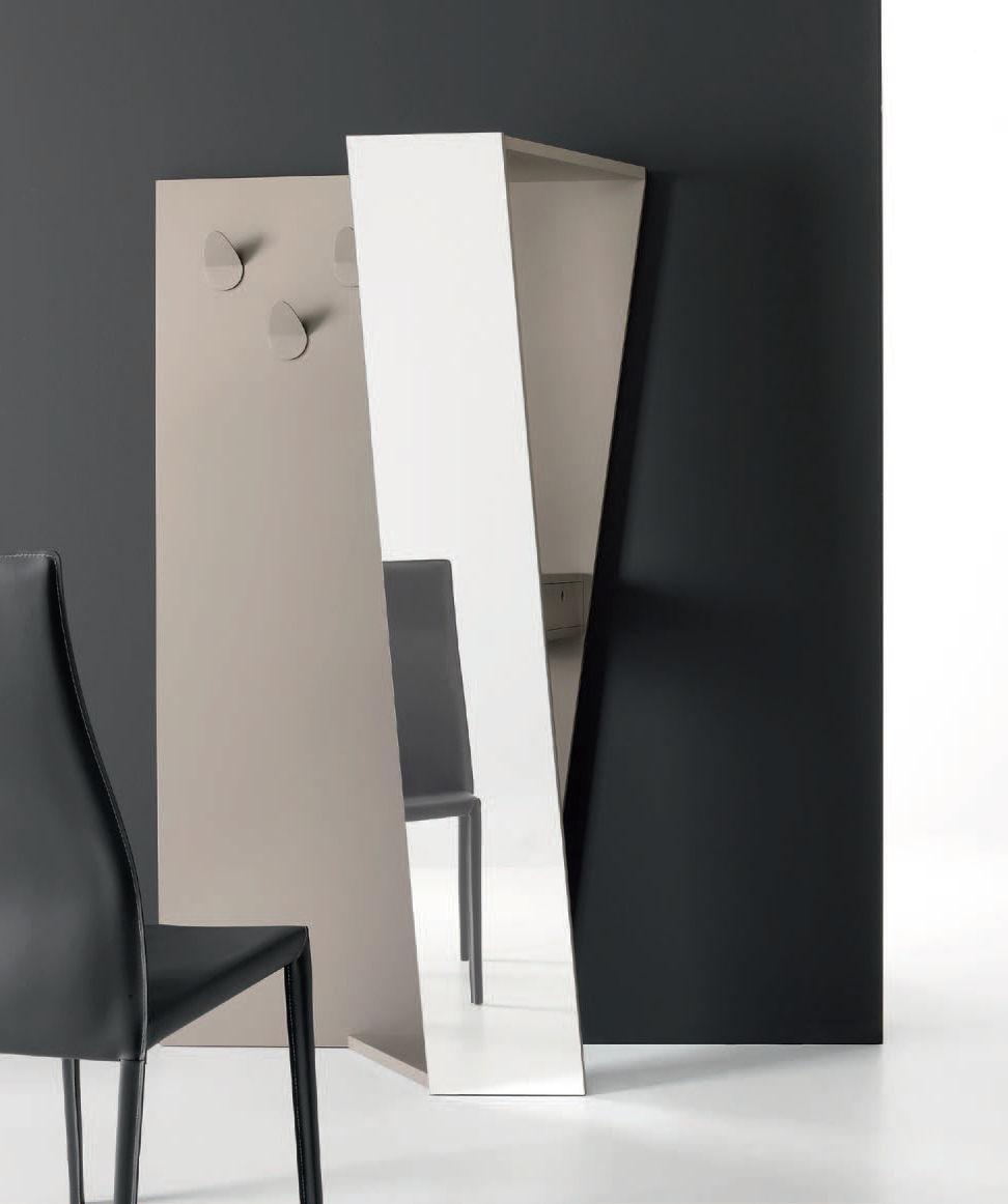 Appendiabiti a muro / moderno / in metallo - YORK - Compar