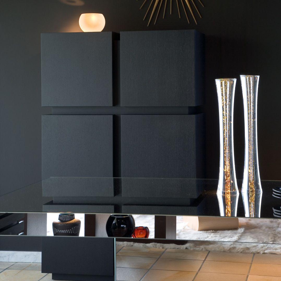 Credenza alta / moderna / in legno - DADO by DT_Design - Emmemobili ...