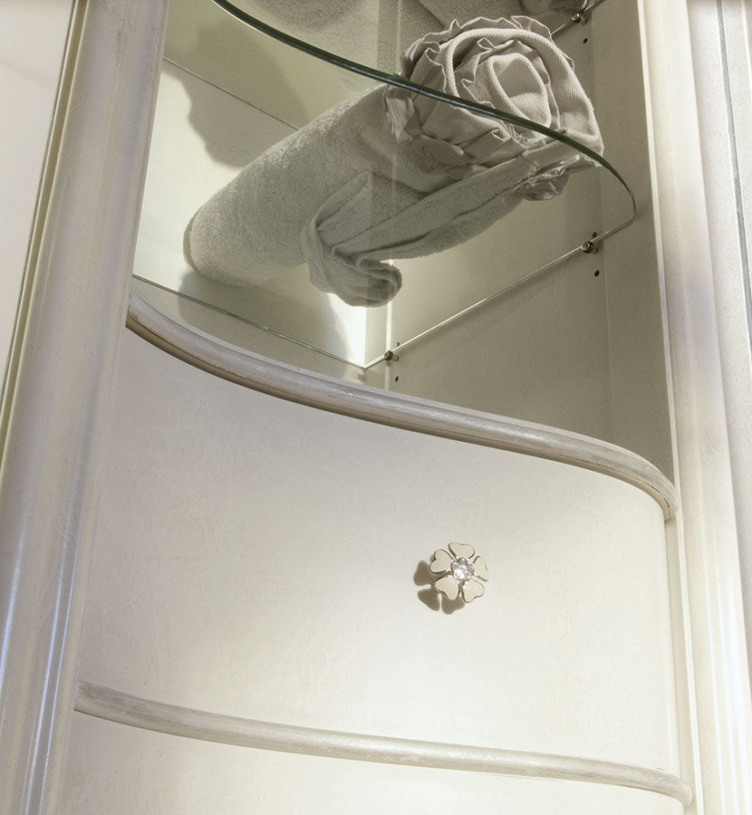 Mobile colonna da bagno / classico - CAPRI - Volpi
