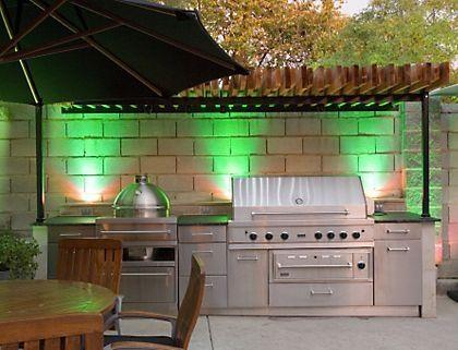 Mobile per piano cottura per giardino - VQWO : 54 W x 30 D - VIKING