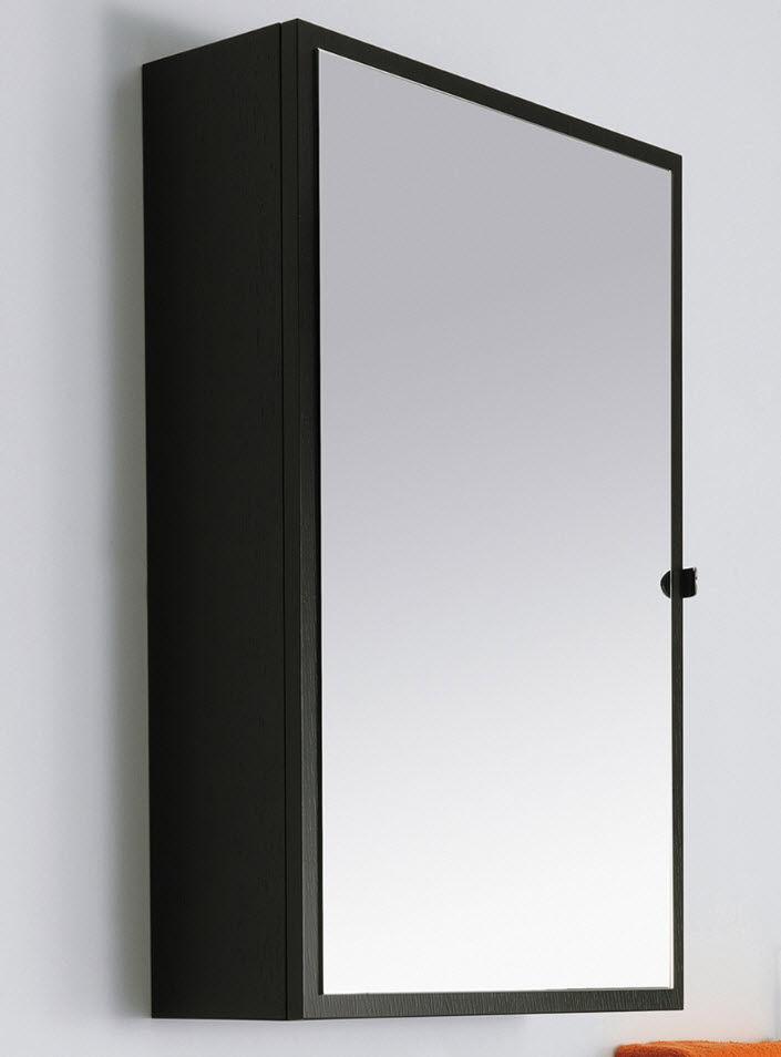 Mobile pensile per bagno con specchio - SPC-50 - MASTRO FIORE ...