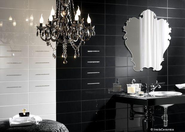 Piastrella da bagno / da interno / a muro / in ceramica   mozart ...