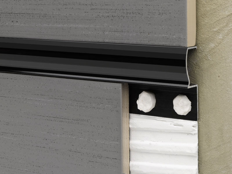 Profilo di separazione in alluminio per piastrelle novolistel