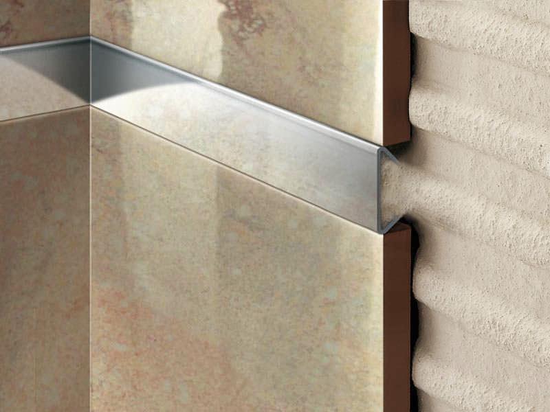 Profilo di separazione in acciaio in acciaio inox per