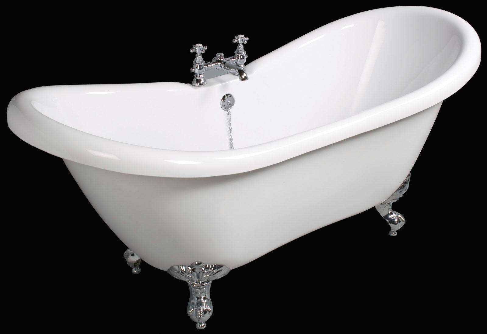 Vasca Da Bagno Freestanding In Acrilico : Vasca da bagno su piedi ovale in acrilico elizabeth bba srl