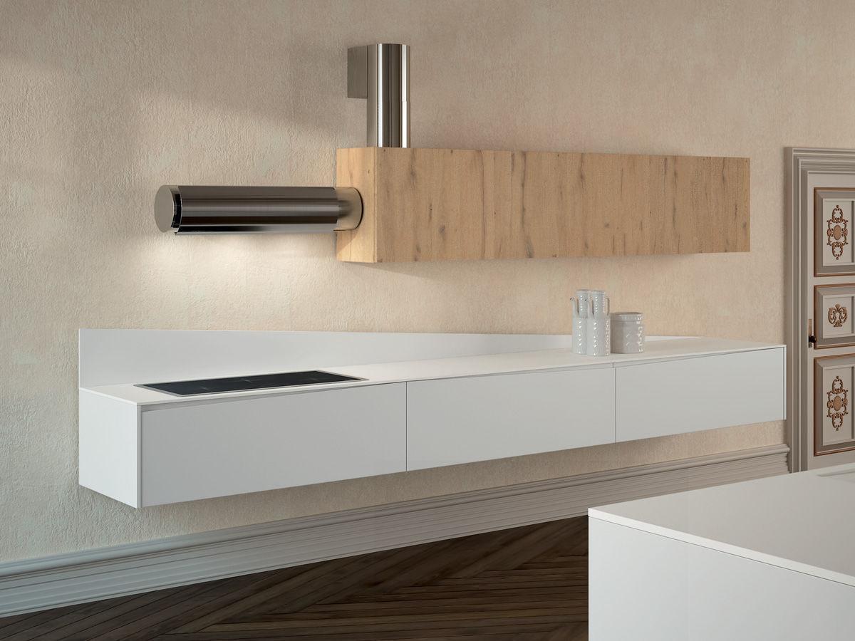 Mobile basso da cucina / da parete - SIGNUM FLAG - Lineaquattro