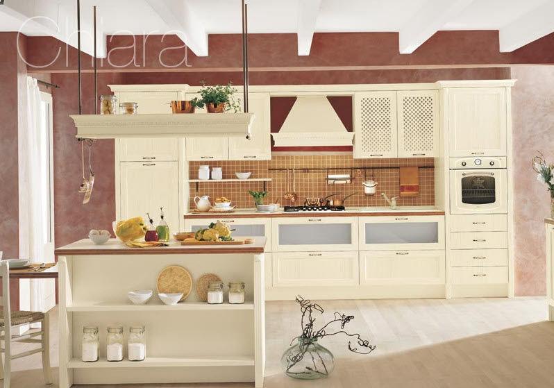 Best Cucine In Legno Con Isola Ideas - Ideas & Design 2017 ...