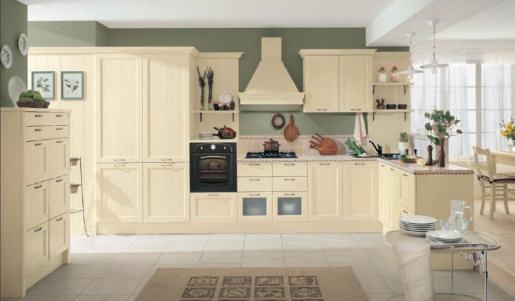 Cucina classica / in legno - CHIARA 02 - Gory Cucine