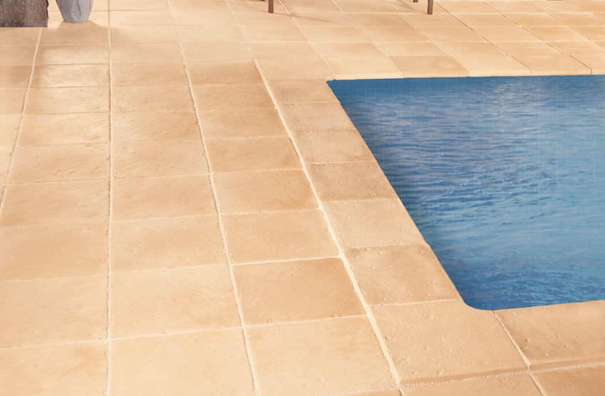 Piastrella da esterno per bagnasciuga di piscina per pavimento