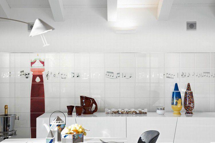 Piastrelle Ceramica Cucina. Beautiful Elegant Piastrelle In Ceramica ...
