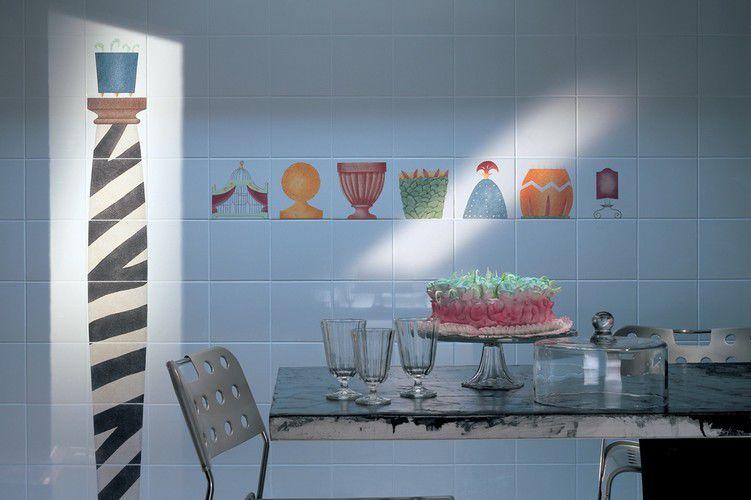 Piastrella da interno da cucina da parete in ceramica