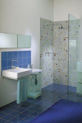 piastrella da bagno da parete in ceramica motivi natura ultime notizie by piero