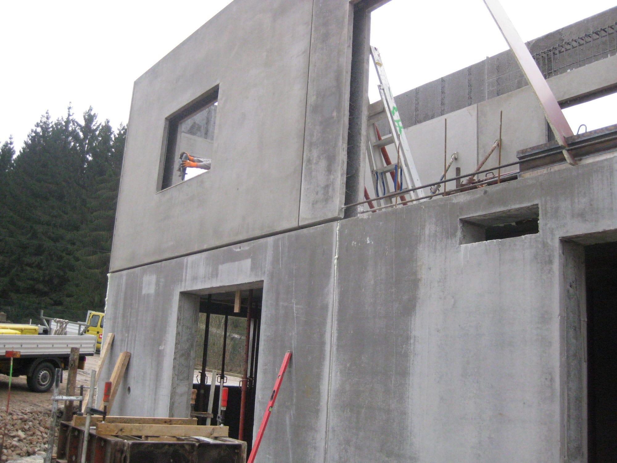Alpha beton
