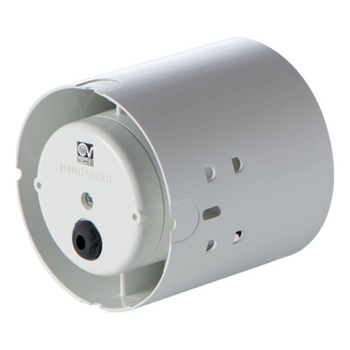 Ventilatore assiale / canalizzabile / residenziale / in plastica ...