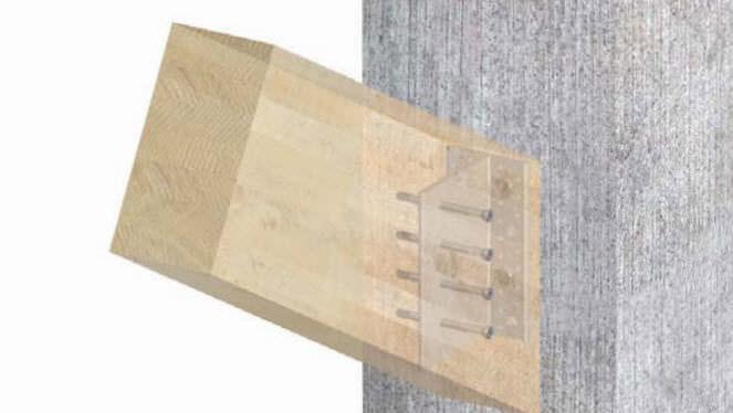 Connettore per struttura in legno - ALUMIDI - ROTHO BLAAS - Video