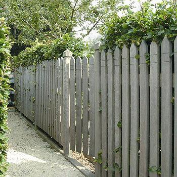 Recinzioni Per Giardino In Legno.Recinzione Da Giardino A Sbarre In Legno Rio Collstrop Garden