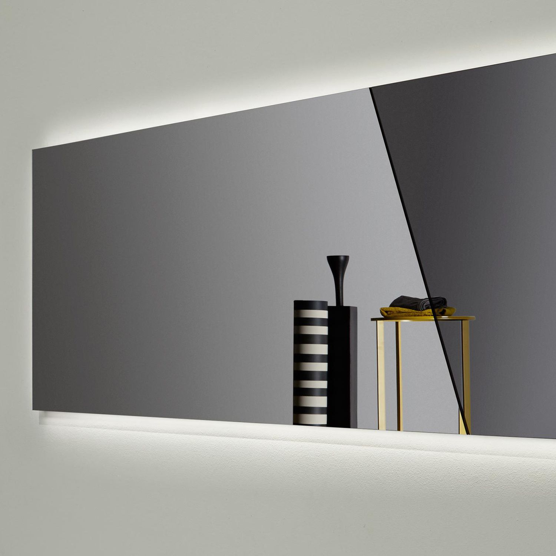 Antonio Lupi Specchi Bagno.Specchio Da Bagno A Muro Luminoso Moderno Rettangolare Apice