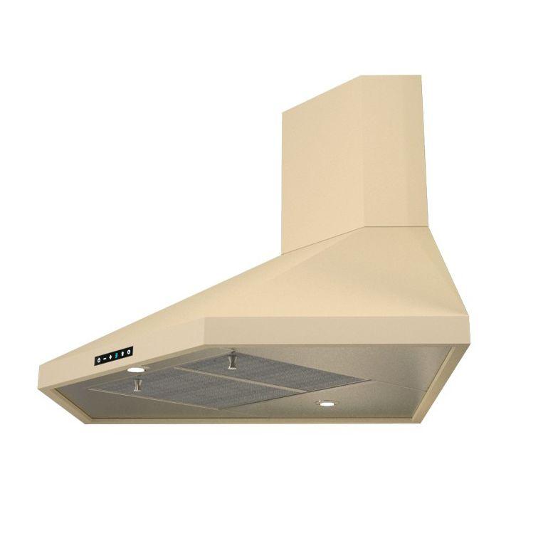 Cappa ad angolo / con illuminazione integrata - RIZZOLI CUCINE