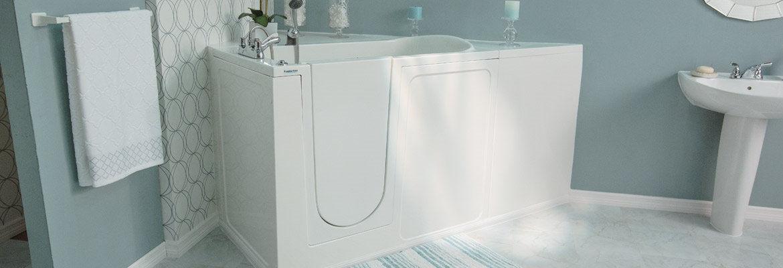 Vasca da bagno da appoggio / d'angolo / per idroterapia / profonda ...