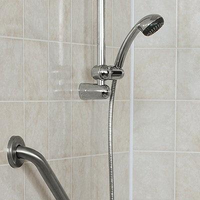 Vasca da bagno doccia da appoggio / rettangolare / in acrilico ...