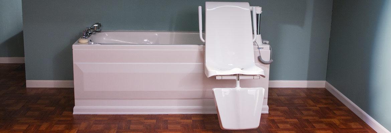 Vasca da bagno da appoggio / per idroterapia / per disabili ...