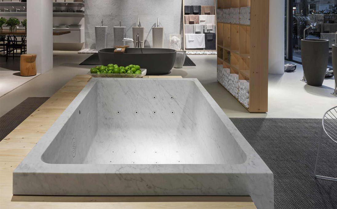 Vasche Da Bagno In Pietra Naturale Prezzi : Vasca da bagno da appoggio in pietra naturale idromassaggio