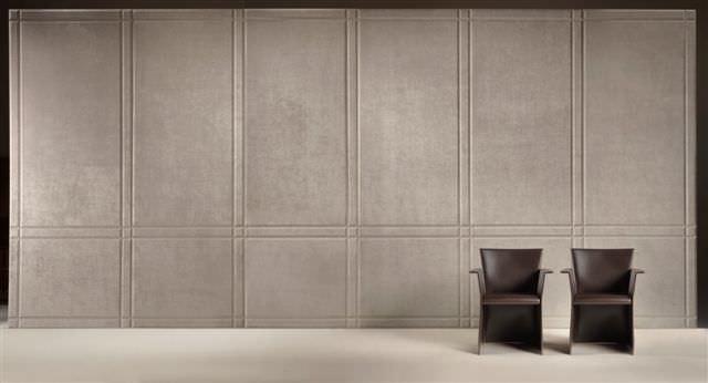 Pannello decorativo da parete / in legno / liscio   ascot by spkd ...