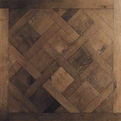 Mosaico da interno / da pavimento / in legno / opaco - VERSAILLES ...