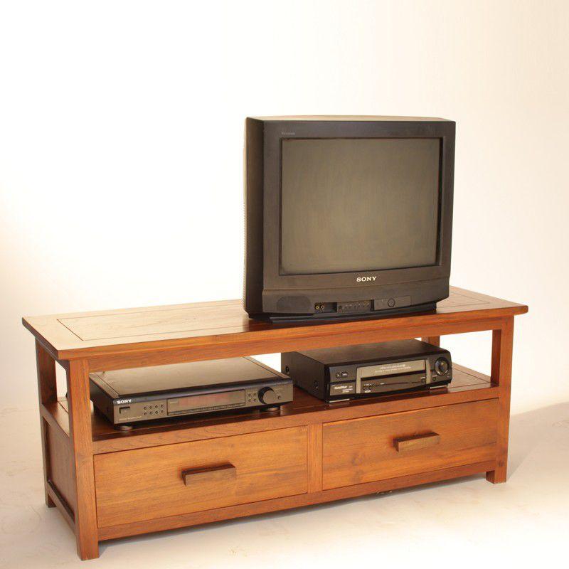 Mobile porta TV classico / in legno - FTA CON TIR - MATAHATI