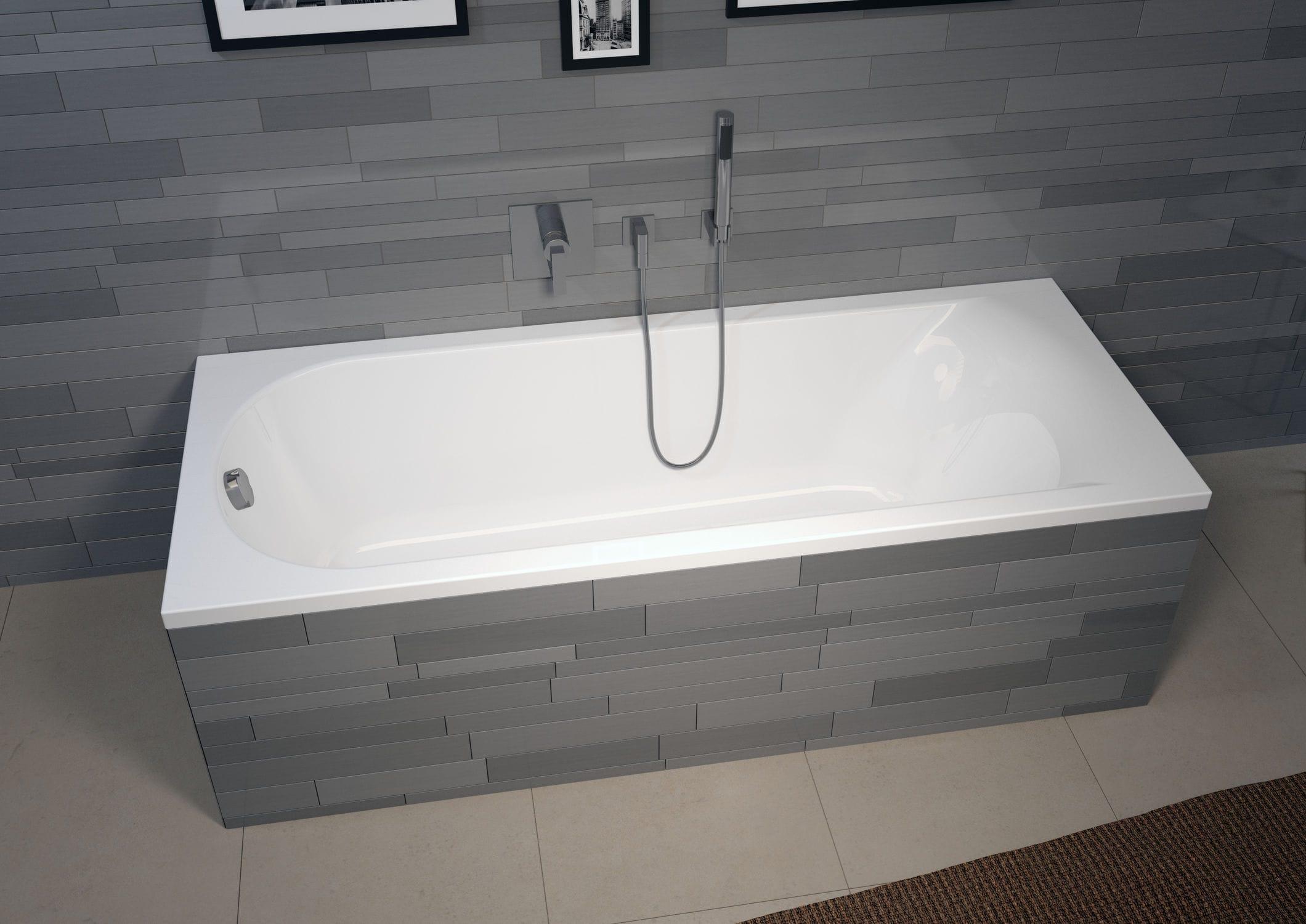 Vasca da bagno in acrilico - MIAMI 150X70 BB58 - RIHO