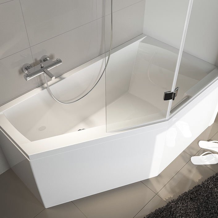 Vasca Da Bagno Ad Incasso 170x70 : Vasca da bagno in acrilico geta riho