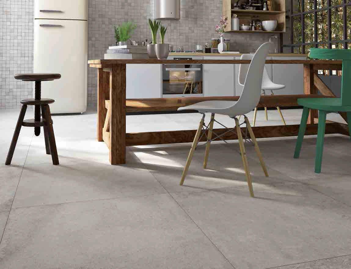 Piastrella da cucina / per pavimento / in gres porcellanato ...
