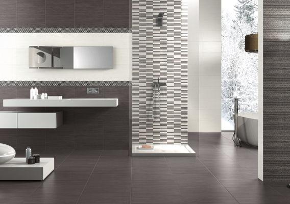 Piastrella da bagno / a muro / in ceramica / opaca   clio   naxos