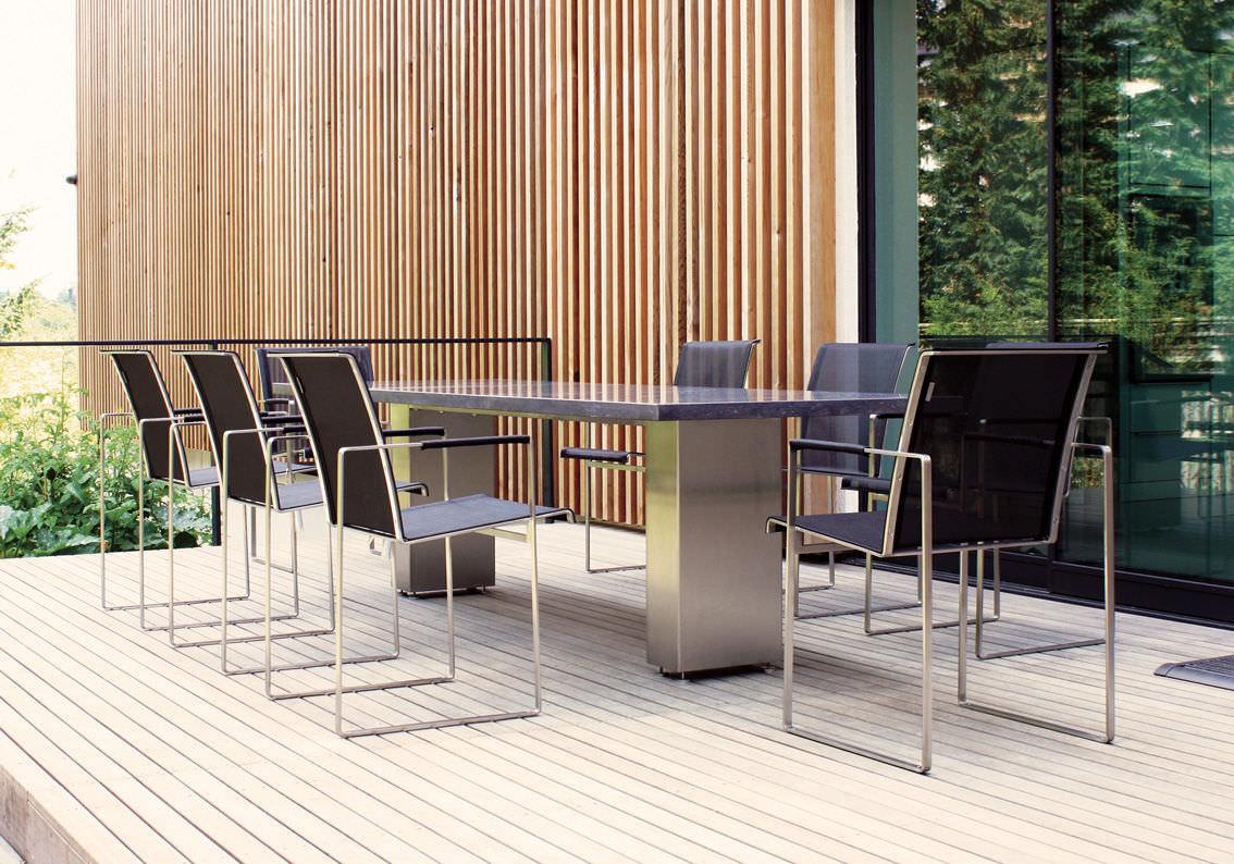 Sedie A Slitta Moderne.Sedie Da Pranzo Moderne Best Sedia Da Pranzo Moderna Con Braccioli