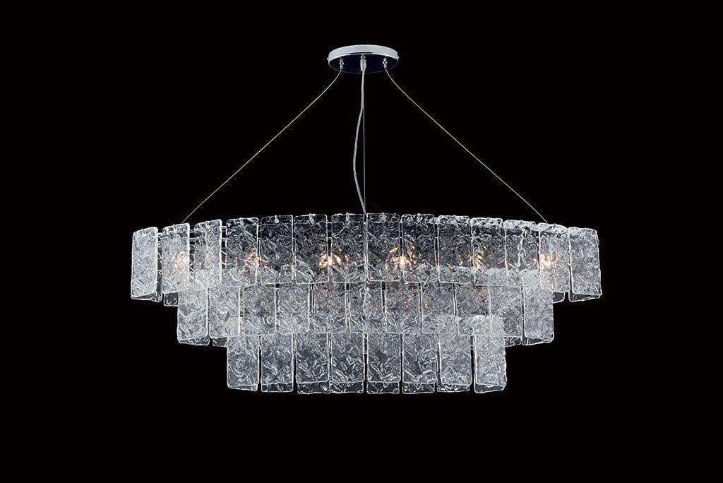 Lampadario murano moderno lampadari in vetro di murano