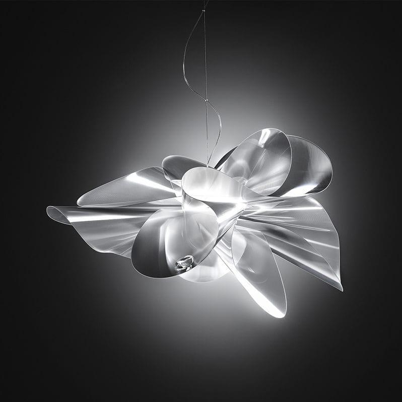 Lampada a sospensione / design originale / in Lentiflex® / LED ...