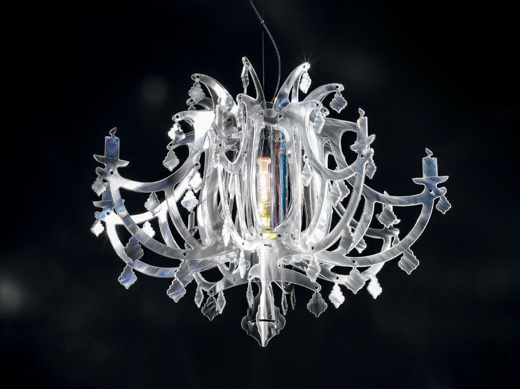 Lampadario design originale / in Lentiflex® / a incandescenza ...