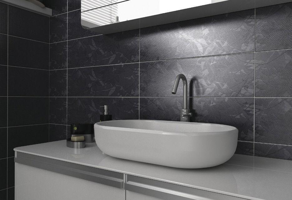 Piastrella da interno da bagno da parete in ceramica