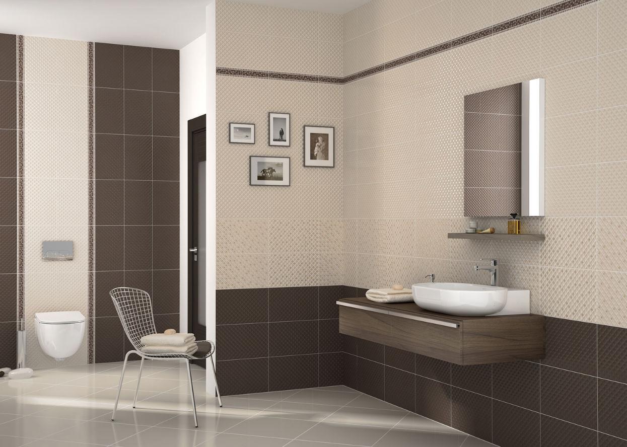 Piastrella da bagno da pavimento in ceramica levigata arya