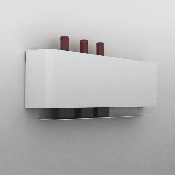 Eccezionale Portabottiglie da parete / moderno / professionale - 3-CO design JW01