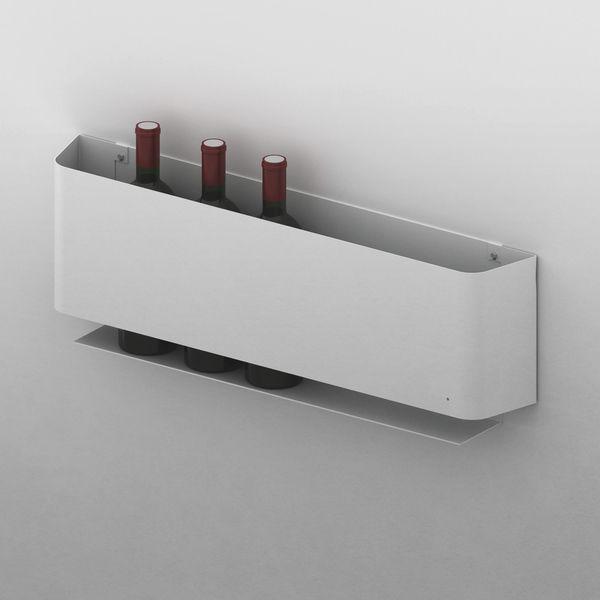 Popolare Portabottiglie da parete / moderno / professionale - 3-CO design BX39