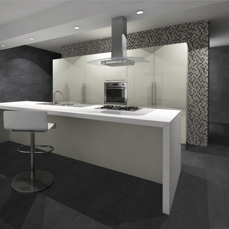 Piastrella da interno / da cucina / da parete / da pavimento ...
