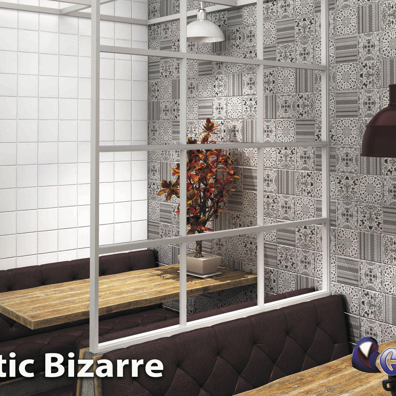 Piastrella da bagno / da cucina / da parete / in ceramica - ANTIC ...