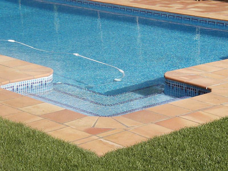 Piastrella da interno per bagnasciuga di piscina da pavimento