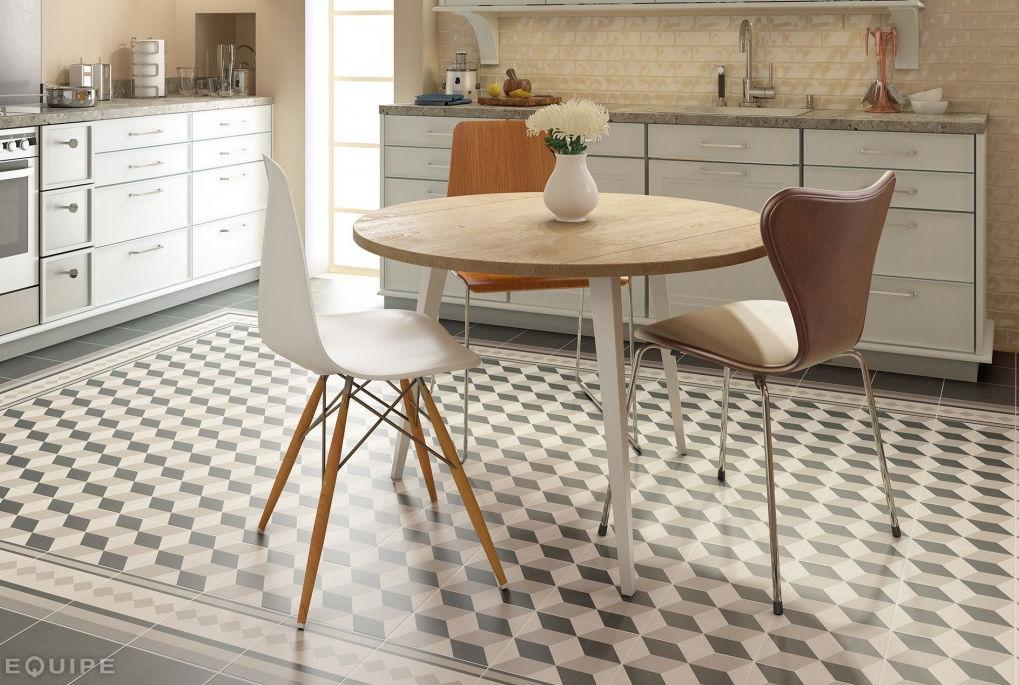 Ben noto Mosaico da interno / da cucina / da pavimento / in gres  FV46